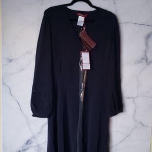 NWT - MaxMara Studio Juglas V-Neck Dress
